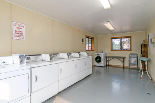 Brookhollow RV Park Laundry Room