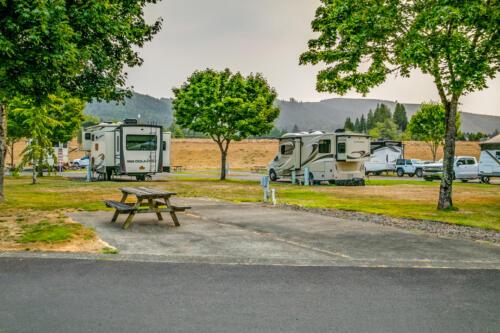 Brookhollow RV Park RV Lot