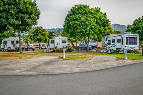 Brookhollow RV Park Lot